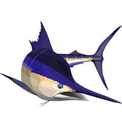 marlin4 vector image vector image