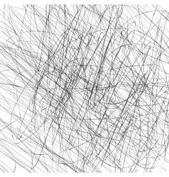 Scribble Background vector image