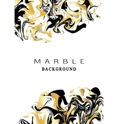 Marbling texture background abstract marble design vector