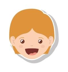 Boy cartoon design vector