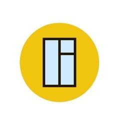Window frame vector