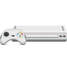 Game console vector