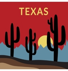 Texas t-shirt design 2 vector