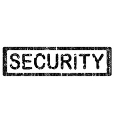 office stamps security vector image vector image