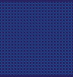 Seamless pattern blue on navy blue vector