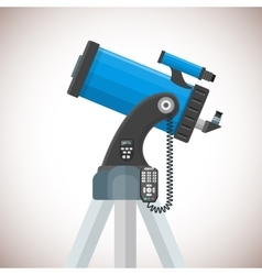 Flat catadioptric telescope vector