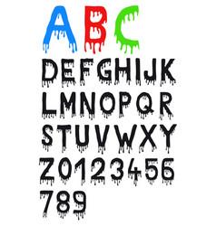 abc vector image