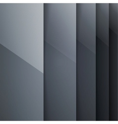 Abstract grey shining rectangle shapes background vector