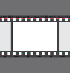film stripe frame vector image