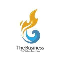 Oil n gas logo vector