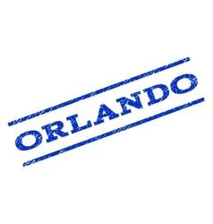 Orlando watermark stamp vector