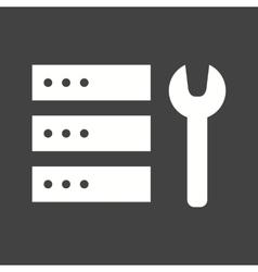 Server settings vector