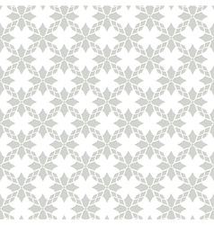 White lacy seamless pattern vector