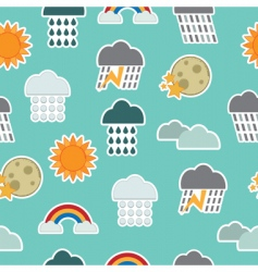 weather pattern vector image