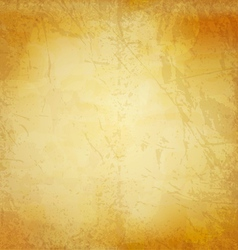 vintage grunge old paper background vector image