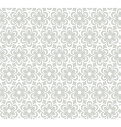 Lacy floral seamless pattern vector