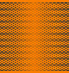 hexagon seamless pattern background no mesh no g vector image