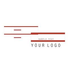 Logo 3 vector image