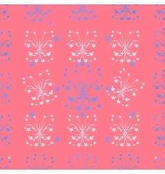Christmas and new years rose background with vector