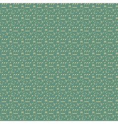 Seamless note background pattern vector
