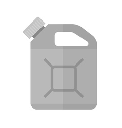 Diesel can vector