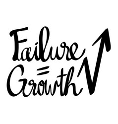 Expression for phrase failure growth vector
