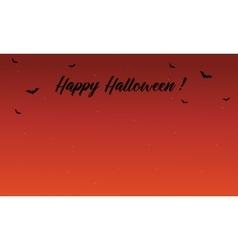 Happy Halloween backgrounds vector image vector image