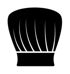 chef hat icon vector image vector image