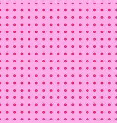 seamless pop art background pattern pink pastel vector image vector image
