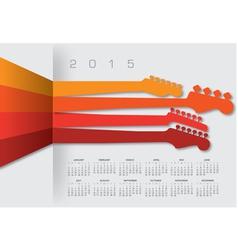 2015 cal guitar headstocks vector