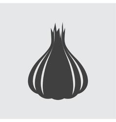 Garlic icon vector image