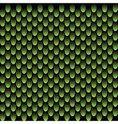 Green flake switching position background vector