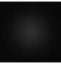 Black texture vector image