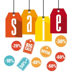 Sale icons design vector