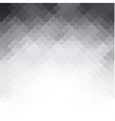 Abstract grey light template background vector