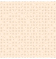 Pink seamless texture halftone vector image