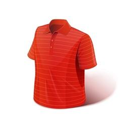 T-shirt Sports wear vector image