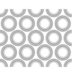 Helical gear pattern vector