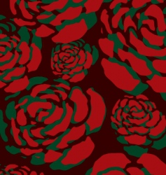 pattern rose vector image