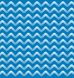 Blue abstract pattern with bright stripes vector image vector image