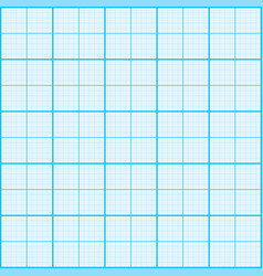 Exceptional image in sudoku printable grids