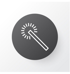 firework icon symbol premium quality isolated vector image