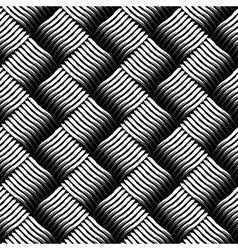 Seamless interlacing texture vector image
