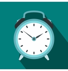 Watch icon flat style vector image