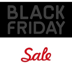 Black friday sale background design element vector