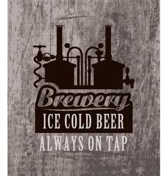 Brewery vector