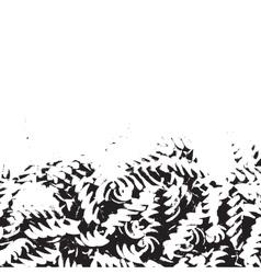 Pasta Texture vector image