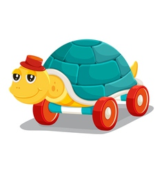 Toy tortoise vector