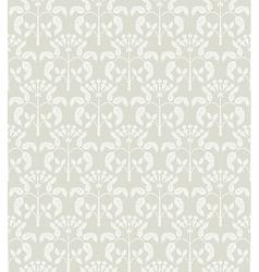 Seamless floral wallpaper vector