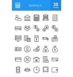 Banking vector